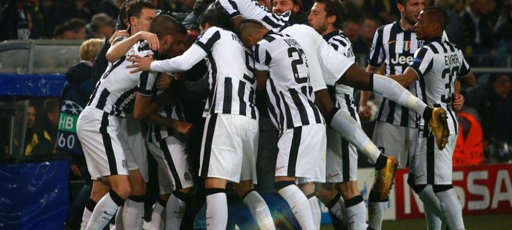 Juventus castiga Cupa Italiei dupa 20 de ani! Juventus 2-1 Lazio! Stefan Radu a fost capitan si a marcat pentru Lazio