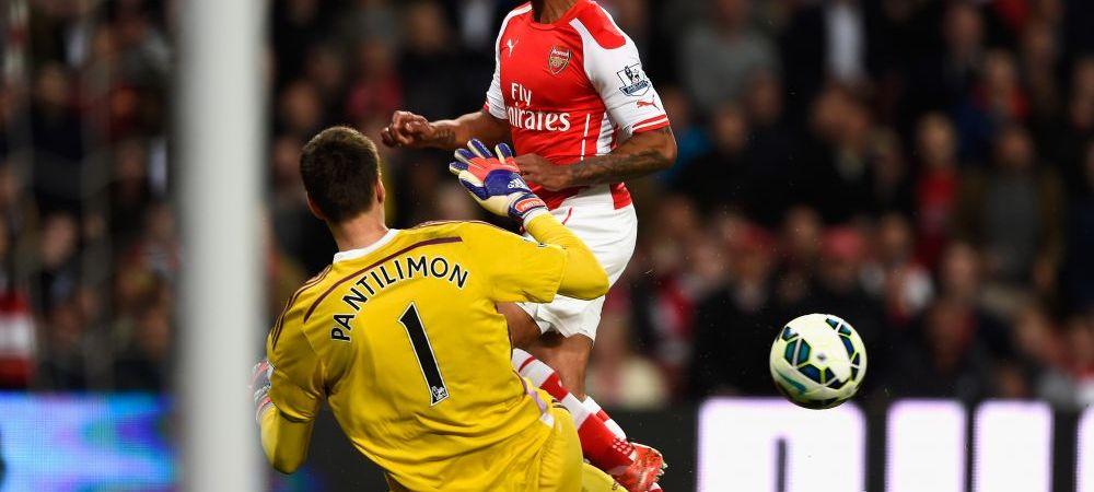Supereroul din Premier League   Pantilimon o tine pe Sunderland in prima liga, dupa ce a blocat TOT cu Arsenal! Echipa romanului s-a salvat in-extremis