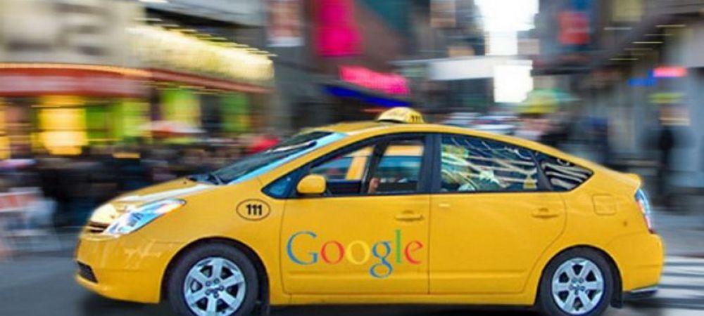 Decizie soc! Masinile care se conduc singure de la Google vor inlocui taxiurile obisnuite
