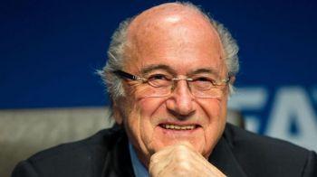 S-a mai retras UNUL! Blatter mai are un SINGUR contracandidat pentru sefia FIFA! BBC a facut anuntul oficial: