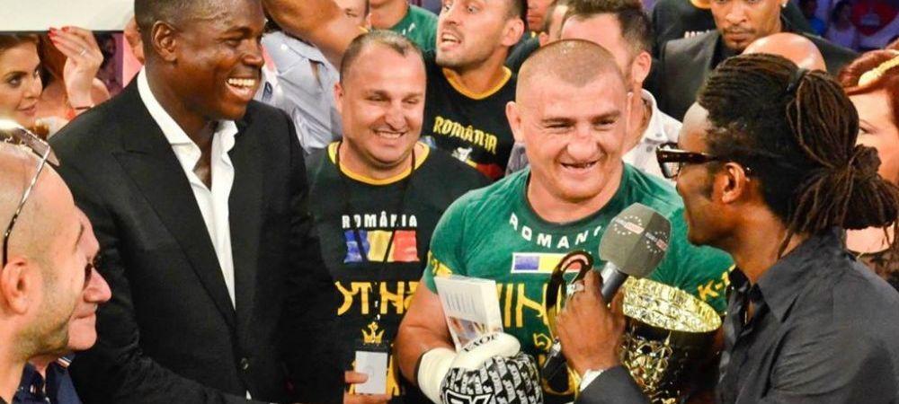 Bonjasky si Morosanu, invitatii de onoare la gala Superkombat de sambata seara! Vezi tot cardul galei in care se bat fratii Stoica