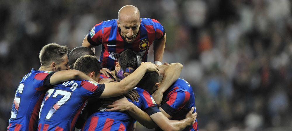 A venit si POLITIA! Ce s-a intamplat in momentele in care Steaua lui Galca se bucura pentru primul trofeu pe 2015!