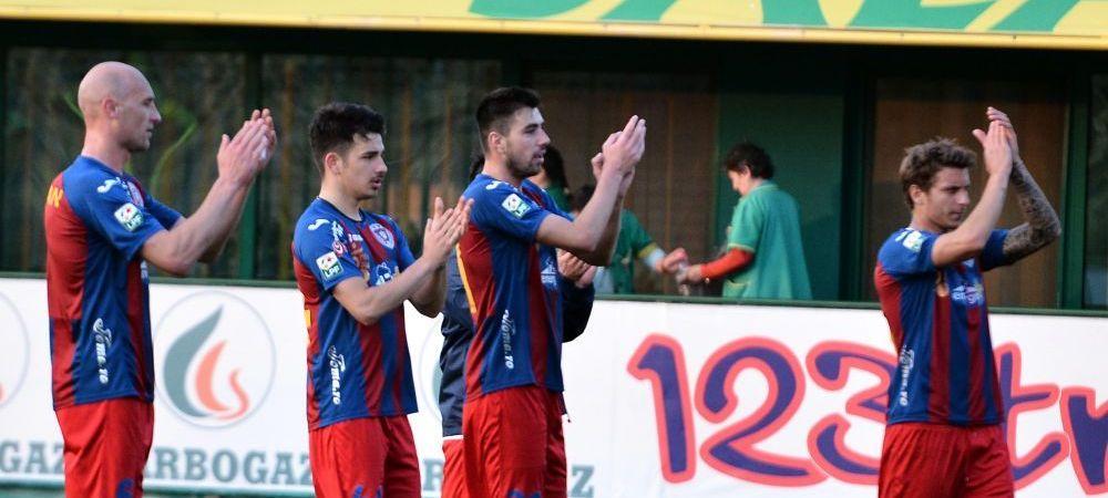 """""""Noi am facut campionatul interesant, ca am batut-o pe Steaua!"""" Ultima lovitura la care ASA s-ar fi asteptat! Ce promisiune le face Otelul la ultimul meci al sezonului"""