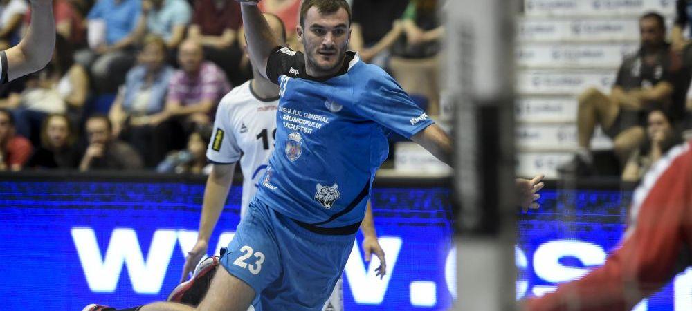 Bucuresti 1-1 Baia Mare, dupa prima zi a finalelor la handbal! Galacticele CSM-ului au invins Baia Mare, Minaur si-a luat revansa la masculin