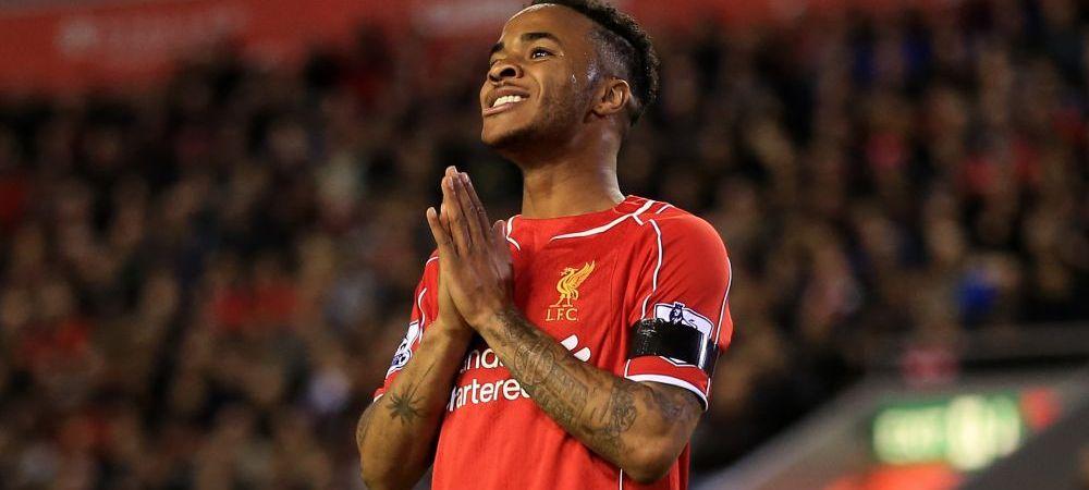 Motivul pentru care Sterling vrea sa scape cat mai repede de Liverpool! Ce club tocmai a pus pe masa 60 de mil € pentru transfer