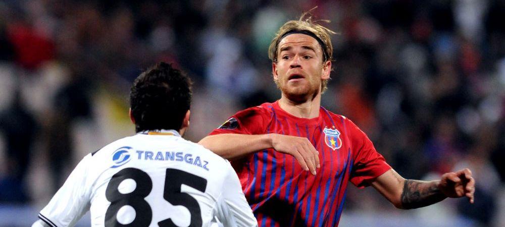Steaua e in criza de golgheteri, Bicfalvi rupe plasele in Ucraina! Fostul mijlocas din Ghencea a dat inca un gol si poate prinde un super transfer