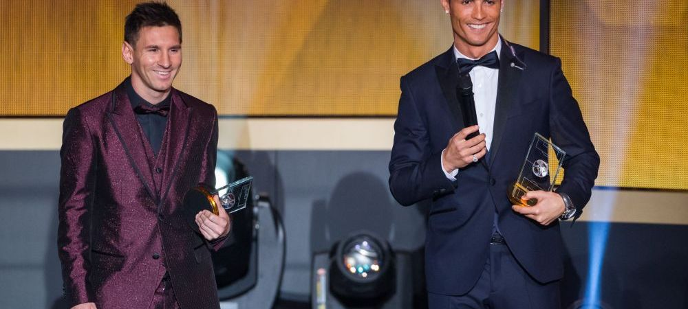 Messi ia trofee cu echipa, Ronaldo bate recorduri personale! Portughezul a luat a doua Gheata de Aur la rand! Cum arata TOPUL