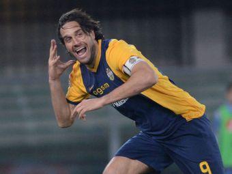 Are 38 de ani, dar continua sa marcheze la foc automat! Luca Toni a terminat sezonul in fruntea golgheterilor din Italia