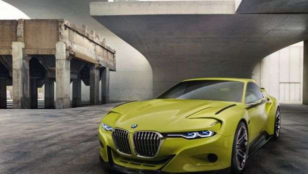Masina asta este REALA! BMW surprinde pe toata lumea cu o bestie SF. Galerie FOTO