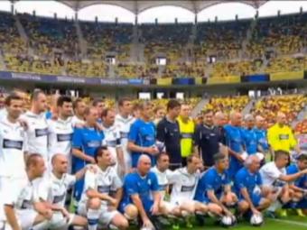 S-a facut echipa pentru Meciul de Legenda! 32 de jucatori merg in cantonamentul nationalei de la Mogosoaia! VIDEO