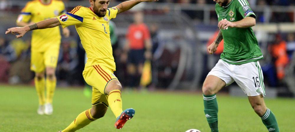 Nationala va avea parte de sustinere in meciul pentru PRIMUL LOC al grupei de calificare la EURO! Toate biletele pentru duelul de la Belfast au fost epuizate