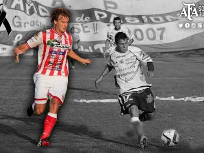 A doua tragedie intr-o saptamana in fotbalul argentinian! Inca un jucator a decedat, dupa ce s-a prabusit pe teren