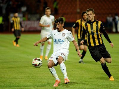 Primul club din Liga I pe care scrie FALIMENT: patronul a fugit cu banii din drepturile TV! Un stadion de Europa poate ramane in paragina