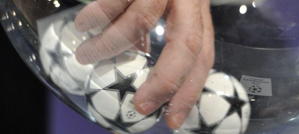 SIMULARE | Cum arata in acest moment urnele pentru sezonul viitor din Champions League. Ce grupe criminale pot iesi