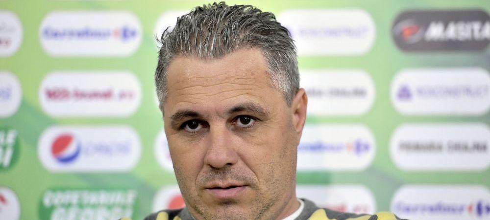 Sumudica, suspendat de FRF dupa scandalul monstru de la meciul cu ASA! Cate etape va sta antrenorul pe bara