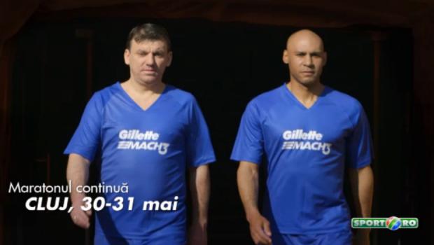 (P) Falemi, Didi Prodan, Stoican si Bogdan Stelea se pregatesc pentru cel mai tare MARATON de fotbal din Romania: 24 de ore de spectacol si fair play