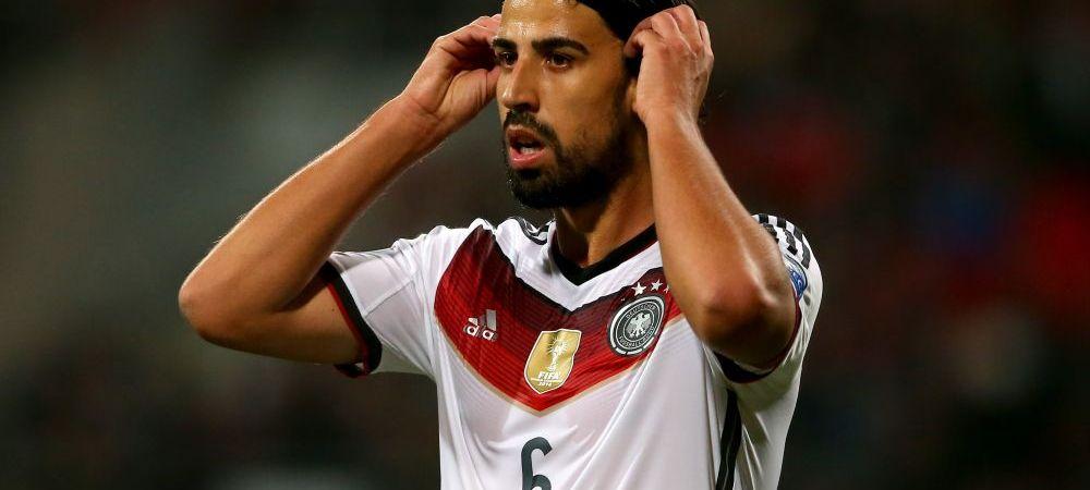 """A facut vizita medicala, semneaza curand"". Super transfer pentru Sami Khedira, dupa despartirea de Real Madrid! Unde va juca"