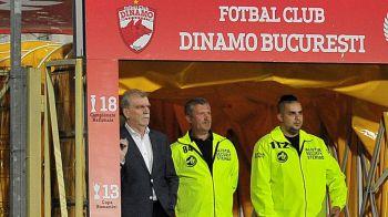 Ce se intampla cu Dinamo din sezonul viitor. Anuntul lui Dinu Gheorghe despre viitorul interzis in Europa al clubului si transferuri