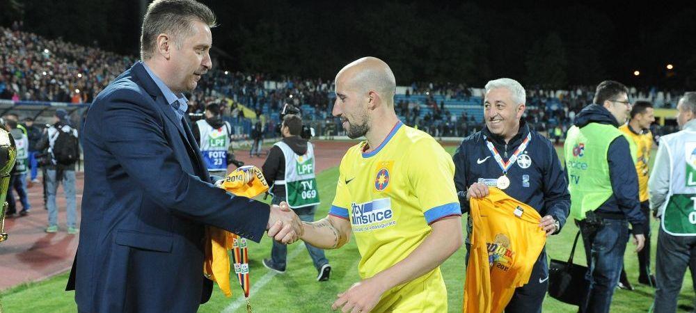 Sfarsitul unei generatii la Steaua! Unde ar putea pleca Latovlevici dupa finala Cupei Romaniei