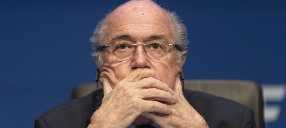 Detaliile incredibile ale scandalului de coruptie de la FIFA! Pe ce s-au dus 10 mil de dolari   Blatter ar putea fi audiat