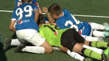 ACADEMIA HAGI castiga CUPA HAGI si merge la Mondialul din Maroc dupa ce o DISTRUGE pe Dinamo in finala cu 5-0! VIDEO cu golurile fantastice
