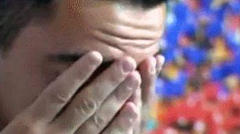 """LACRIMILE unui sfarsit fabulos de cariera la Barca. Xavi a plans in timpul discursului de adio: """"Nici in cele mai frumoase visuri ale mele nu imi imaginam ca voi trai ce am trait aici"""""""