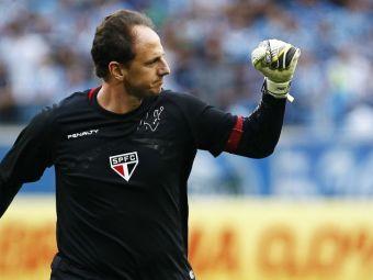 Cel mai NEBUN portar din istoria fotbalului a realizat imposibilul: e in TOP 10 cei mai buni marcatori din istoria lui Sao Paolo