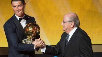 "Dezvaluire halucinanta, Blatter a zis primul ""Siii"" :) Mundo Deportivo: ""Sepp Blatter a avut o aventura cu Irina Shayk"""