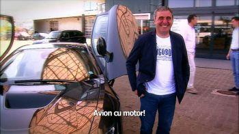 """""""Are DRACI pe ea masina asta!"""" Hagi a testat in premiera noul BMW i8 la ProMotor! Masina cu doua motoare de 150.000 de euro! VIDEO"""