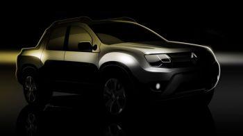 E oficial! Proiectul Duster Pick-Up va debuta peste 9 zile! Ce aduce nou Dacia