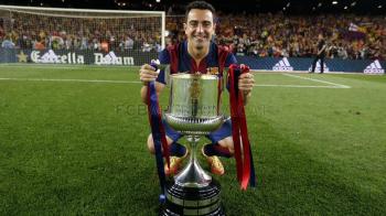 Xavi a ajuns in paradisul MILIOANELOR din Qatar! Cum l-au asteptat seicii la aeroport