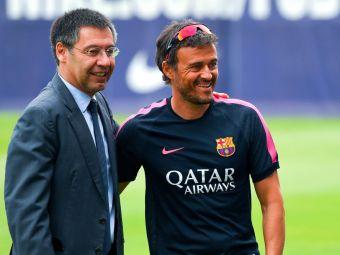 Barcelona, in fata unui moment dificil, la 3 zile dupa ce a ridicat trofeul Ligii! Bartomeu a sustinut ultima conferinta de presa, clubul se pregateste de noi alegeri