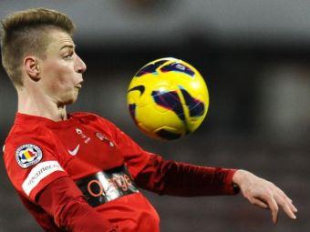 CULMEA AFACERII: Au refuzat 700.000 euro de la Werder Bremen pentru Lazar, acum Dinamo l-a CEDAT la Aktobe pentru o suma MINIMA