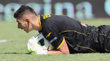 Branescu, aproape de o revenire in Romania! Portarul si-a prelungit contractul cu Juventus, dar doua echipe de top vor sa-l imprumute