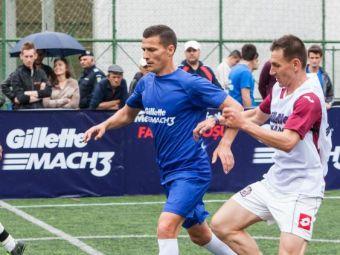 (P) ULTIMA SANSA pentru a juca fotbal alaturi de Galca si Stoican! Intra in maratonul de 24h de fotbal de la Iasi
