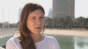 """""""Asta ar insemna mult pentru mine!"""" Provocarea pe care Simona Halep si-a impus-o! Dezvaluirea facuta pentru englezi. VIDEO"""