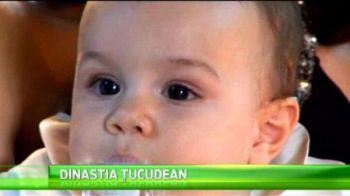 El poate fi copilul cu cea mai scumpa masinuta de jucarie din Romania! Superimagini de la botezul baietelului lui Tucudean