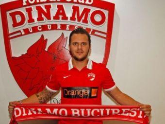 """Dinamo si-a prezentat ultimul transfer: """"Numai la Feyenoord vezi asa ceva!"""" Ce l-a uimit"""
