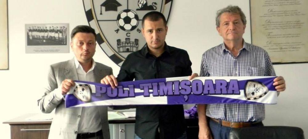 OFICIAL! Zicu a ajuns la Timisoara! Cel mai tare transfer reusit de nou-promovata ACS