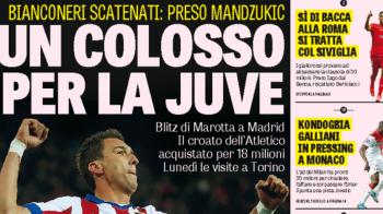 """""""Juventus a transferat un COLOS!"""" Atacantul adus de finalista Champions League pentru 18 mil euro de la Atletico"""