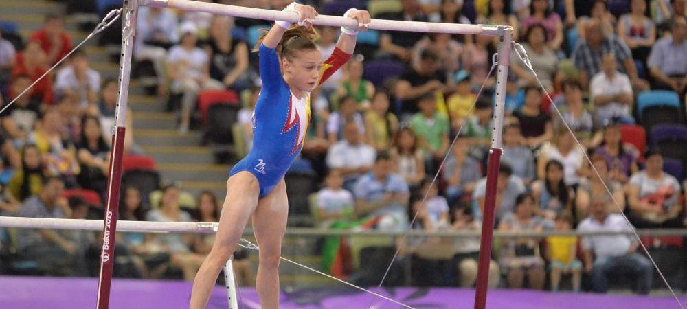 Zi MAGICA pentru Andreea Iridon! A cucerit DOUA medalii la Jocurile Europene de la Baku!