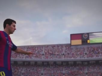 SENZATIONAL! Asa arata PERFECTIUNEA. Imagini OFICIALE cu FIFA 16
