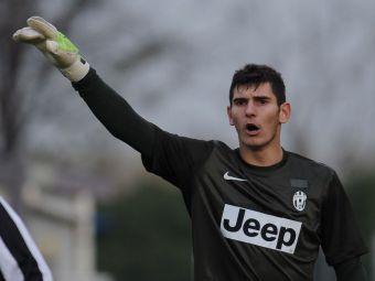Branescu si-a prelungit contractul cu Juve pana in 2020, dar va fi imprumutat din nou! Destinatie surpriza pentru tanarul portar