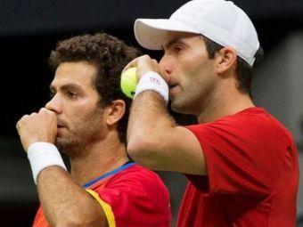 Avem un roman in finala de la Wimbledon! Tecau/Rojer joaca impotriva lui Mergea/Boppana in semifinale