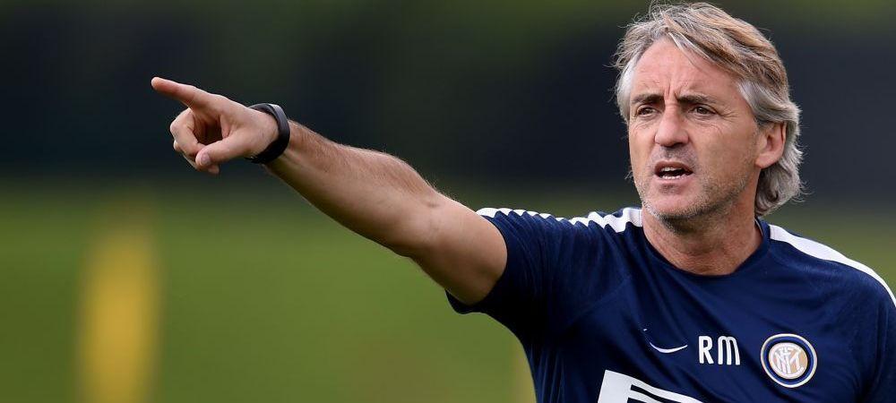 """Despartire soc in fotbal: """"De doi ani nu mai suntem impreuna!"""" Mancini anunta ca va divorta de sotia sa"""