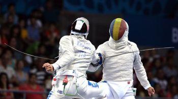 Romania a pierdut DRAMATIC aurul in finala la sabie. Cea mai DUREROASA medalie la Jocurile Europene de la Baku