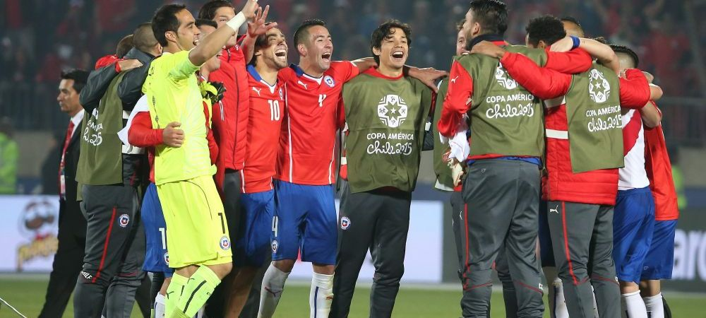 VIDEO Chile, prima FINALISTA de la Copa America! Vargas a calificat-o cu GOLUL turneului! Rezumat Chile 2-1 Peru