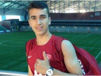 """""""RONALDO"""" de Romania a ajuns in Premier League! Alti doi pusti in Anglia, dupa transferul lui Dragomir la Arsenal"""