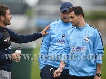 """Radoi mai are o saptamana pana la debutul oficial, Steaua are nevoie de un atacant: """"Tudorie e prea crud, Piovaccari ar fi ideal"""""""
