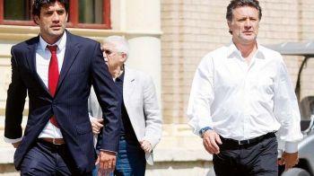 SOC in fotbalul european: presedintele si antrenorul unei echipe cu pretentii de Liga Campionilor au fost luati pe sus de politie